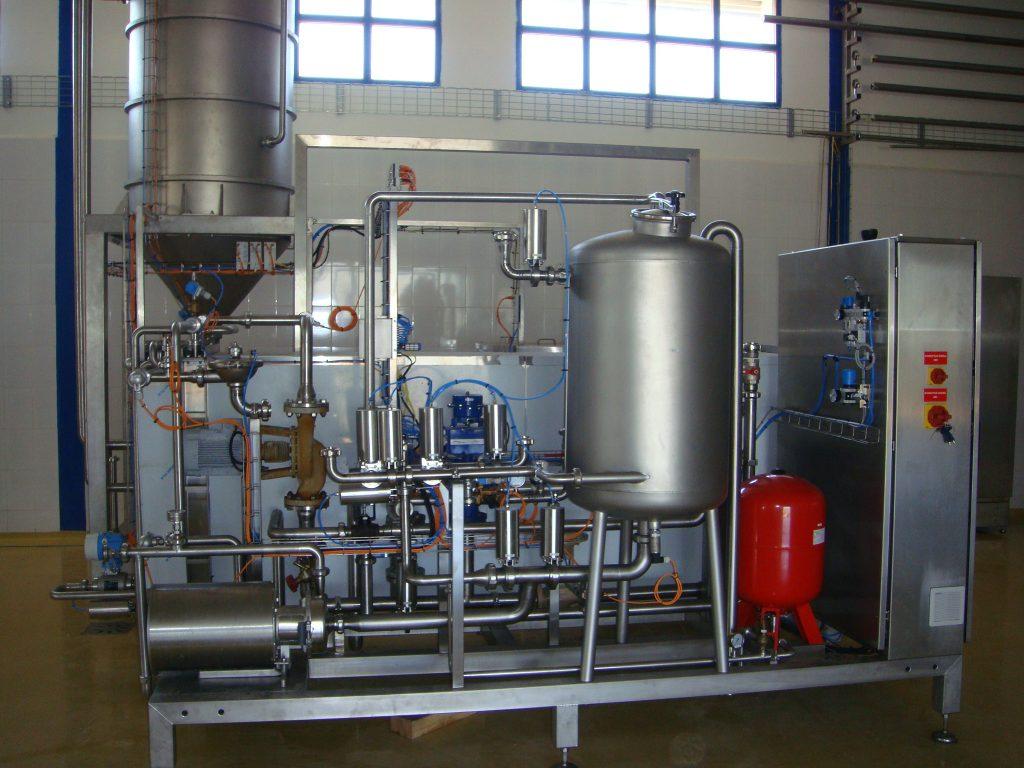 Pasteurisateurs et st rilisateurs de jus lait et pur es de fruits d contamination d effluents - Conserve de fruits sans sterilisation ...