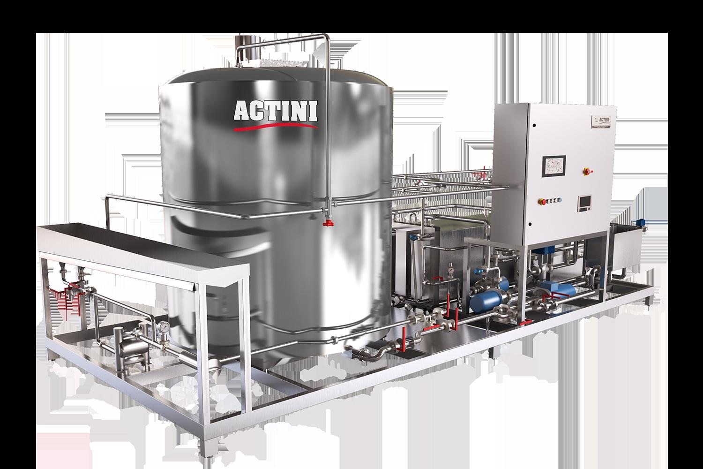 ACTINI - Ovocompact